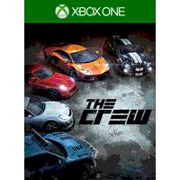 Игра The Crew (Xbox One) б/у