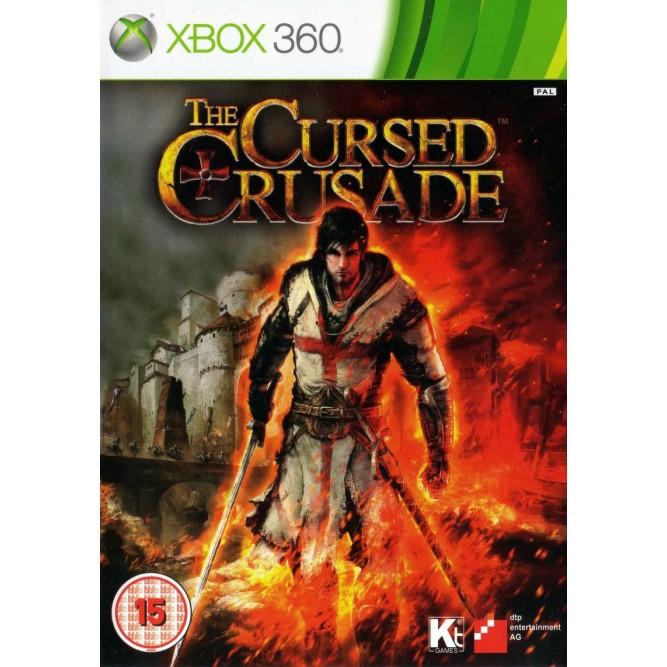 Игра The Cursed Crusade (Xbox 360) б/у