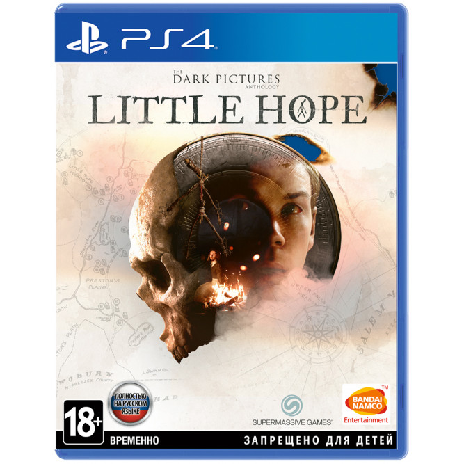 Игра The Dark Pictures: Little Hope (PS4) (rus)