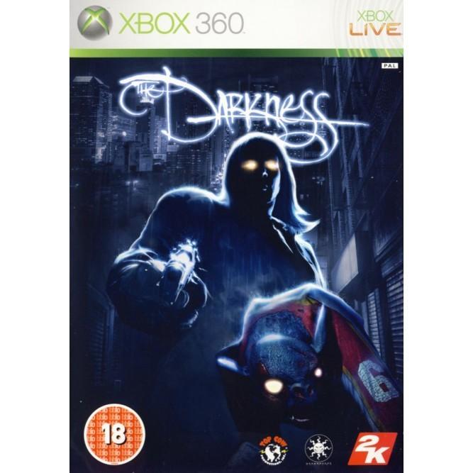 Игра The Darkness (Xbox 360) б/у