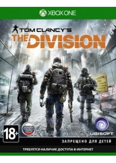 Игра Tom Clancy's The Division (Xbox One) б/у
