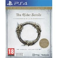 Игра The Elder Scrolls Online: Tamriel Unlimited (PS4) б/у