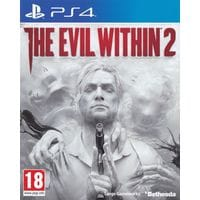 Игра The Evil Within 2 (PS4) (rus) б/у