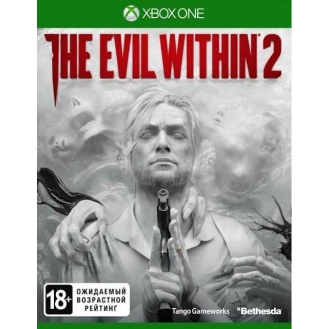 Игра The Evil Within 2 (Xbox One) (rus) б/у