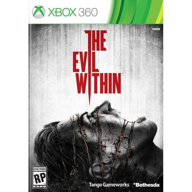Игра The Evil Within (Xbox 360) (eng) б/у