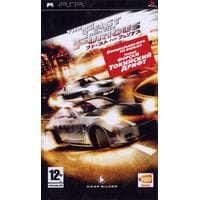 Игра The Fast And The Furious (PSP) eng (б/у)