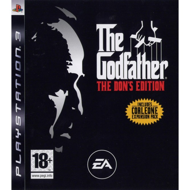 Игра The Godfather: The Don's Edition (PS3) б/у