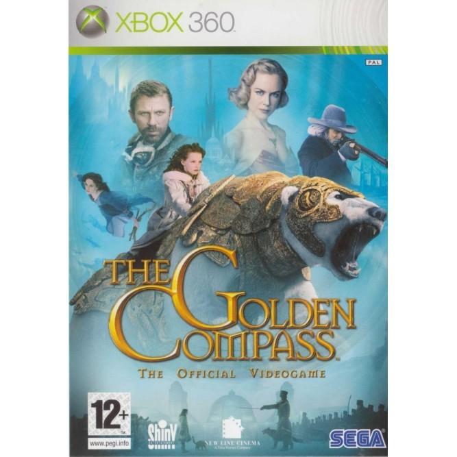 Игра The Golden Compass (Xbox 360) б/у