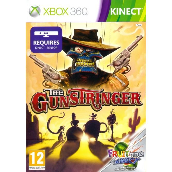 Игра The Gunstringer (Только для Kinect) (Xbox 360) б/у (eng)