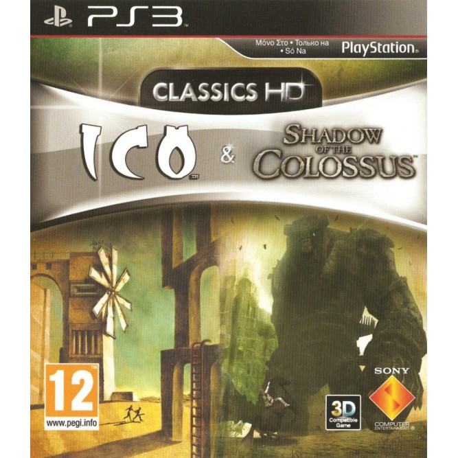 Игра The ICO & Shadow of the Colossus Collection (PS3) б/у