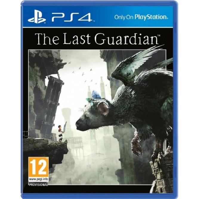 Игра The Last Guardian (Последний хранитель) (PS4) (eng)