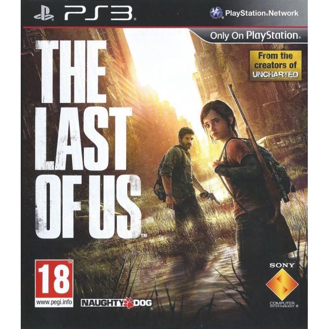 Игра The Last of Us (Одни из нас) (PS3) (eng) б/у