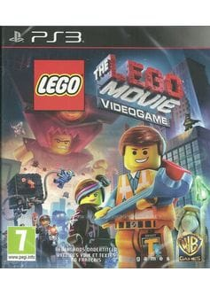 Игра The LEGO Movie Videogame (PS3) (rus sub)