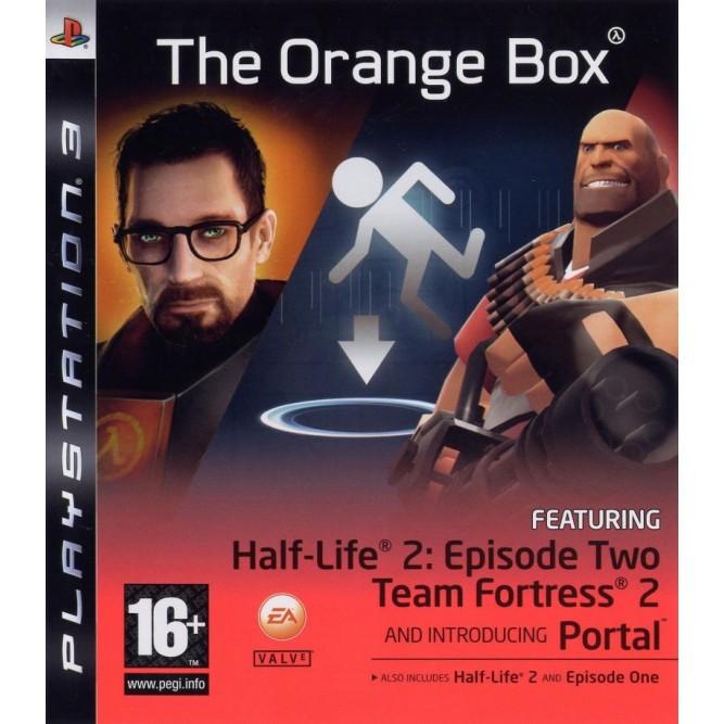Игра The Orange Box (PS3) б/у (eng)