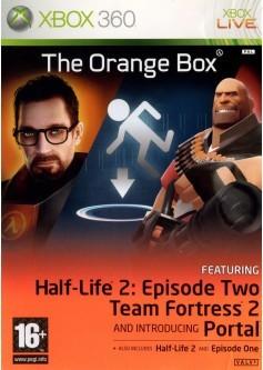 Игра Half-Life 2: Orange Box (Xbox 360) б/у