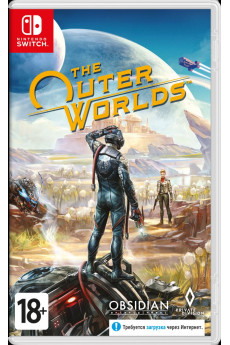 Игра The Outer Worlds (Nintendo Switch) (rus sub)