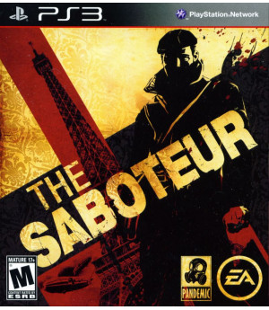 The Saboteur (PS3) б/у