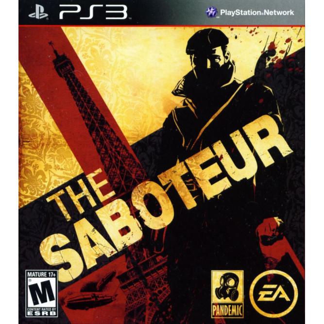 Игра The Saboteur (PS3) б/у