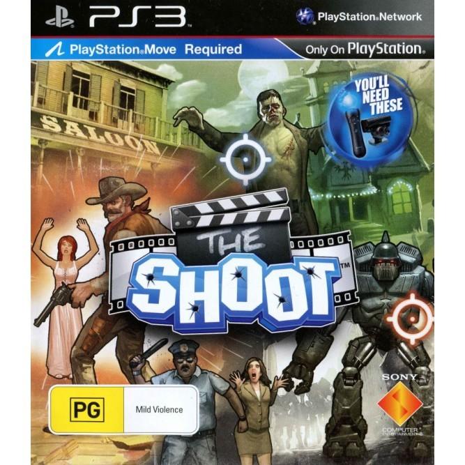 Игра Снято (только для Move) (PS3) б/у