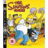 Игра The Simpsons Game (PS3) б/у