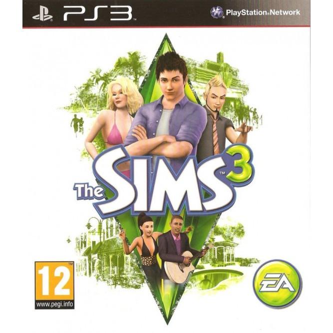 Игра The Sims 3 (PS3) (rus) б/у