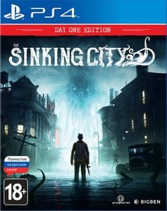 Игра The Sinking City. Издание первого дня (PS4) б/у (rus)