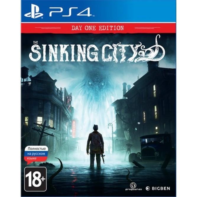 Игра The Sinking City. Издание первого дня (PS4) (rus)