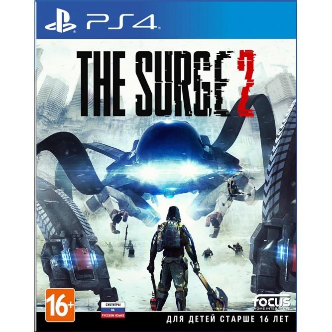 Игра The Surge 2 (PS4) (rus sub) б/у