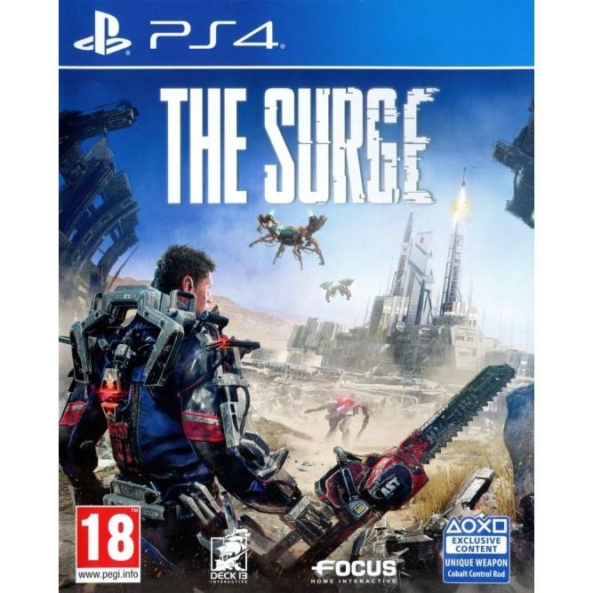 Игра The Surge (PS4) (rus sub)
