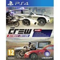 Игра The Crew: Ultimate Edition (PS4) б/у (rus)