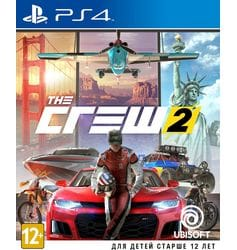 Игра The Crew 2 (PS4) (rus)