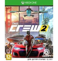 Игра The Crew 2 (Xbox One) (rus)