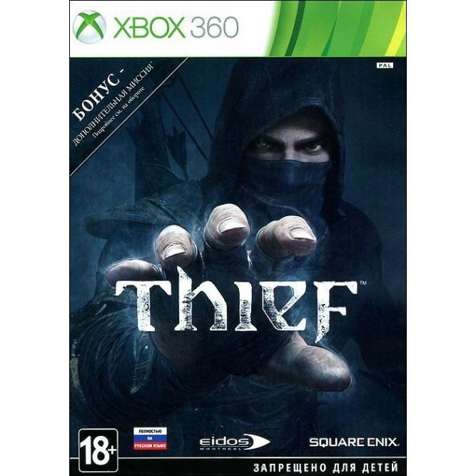 Игра Thief (Xbox 360) б/у (rus)