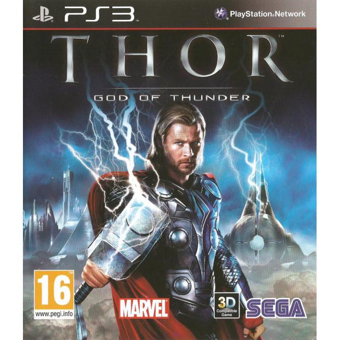 Игра Thor: God of Thunder (PS3) б/у
