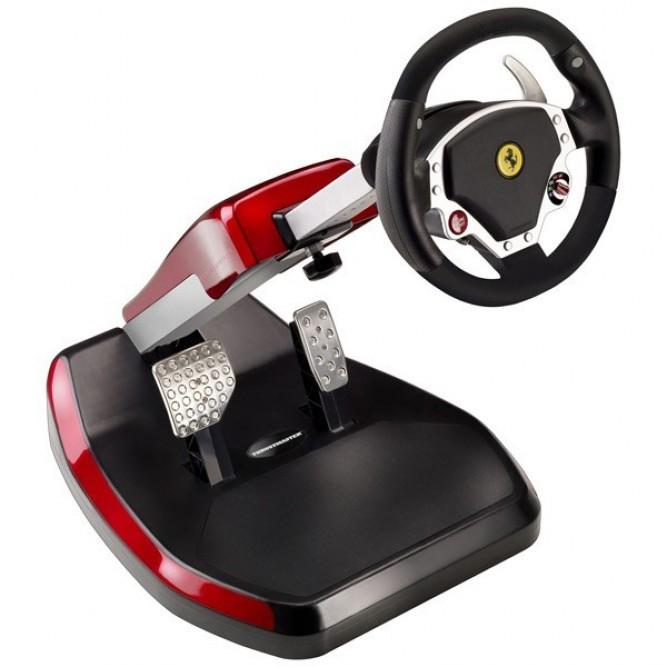 Игровой руль Thrustmaster Ferrari Wireless GT Cockpit 430 Scuderia Edition