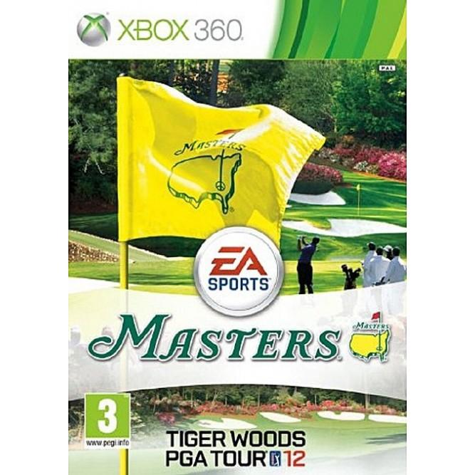 Игра Tiger Woods PGA Tour 12 (Xbox 360) б/у