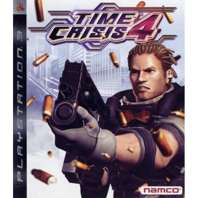 Игра Time Crisis 4 (PS3) б/у