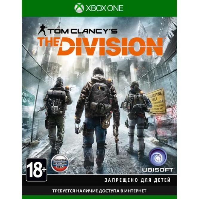 Игра Tom Clancy's The Division (Xbox One) б/у