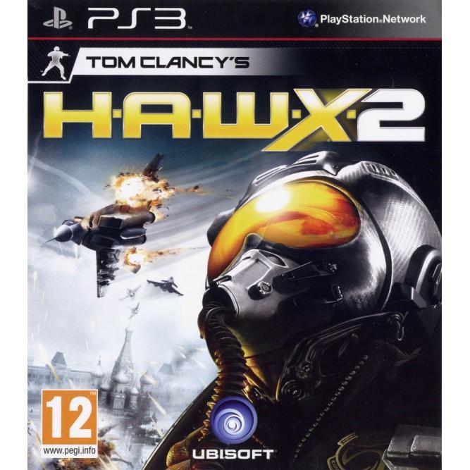 Игра Tom Clancy's H.A.W.X. 2 (PS3) б/у