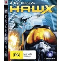 Игра Tom Clancy's H.A.W.X. (PS3) б/у