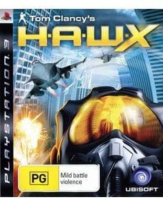 Игра Tom Clancy's H.A.W.X. (PS3) б/у
