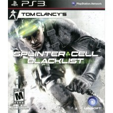 Игра Tom Clancy's Splinter Cell: Blacklist (PS3) б/у