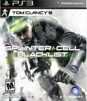 Игра Tom Clancy's Splinter Cell: Blacklist (PS3) б/у