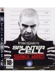 Игра Tom Clancy's Splinter Cell: Double Agent (PS3) б/у