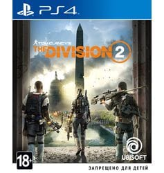 Игра Tom Clancy's The Division 2 (PS4) (rus)