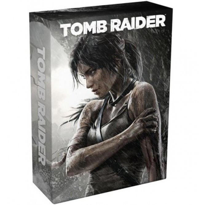 Игра Tomb Raider. Survival Edition (PS3) б/у (rus)