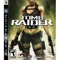 Игра Tomb Raider Underworld (PS3) б/у (rus)