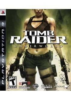 Игра Tomb Raider Underworld (PS3) б/у (rus)