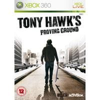 Игра Tony Hawk's Proving Ground (Xbox 360) б/у (rus)