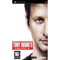 Игра Tony Hawk's Project 8 (PSP) б/у (eng)